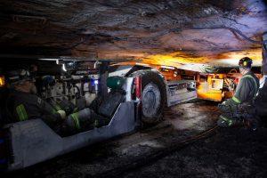 strata hazardavert proximity detection in underground coal mine
