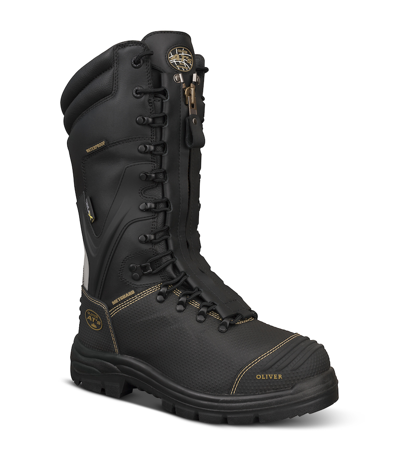 3ff8ed0313f Waterproof work boots | There's a new boot in town | Safety Journal