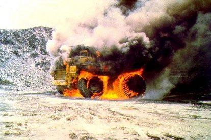 fatal haul truck incident
