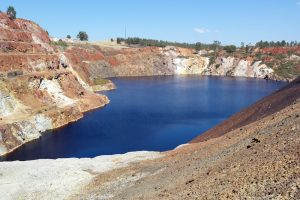 mine rehabilitation laws affect waste ponds