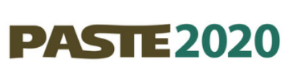 Paste 2020 Mine tailings conference