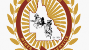 Queensland Mines Rescue Southern Mines Rescue Challenge Logo