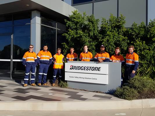 Bridgestone Mining Solutions opens new training centre