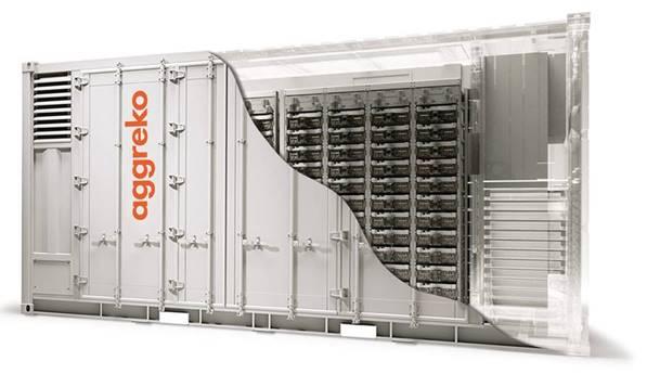 1 megawatt battery