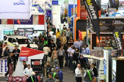 AIMEX mines exhibition | asia pacific international mining exhibition