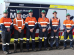 Newcastle mines rescue competition winners Team Orange
