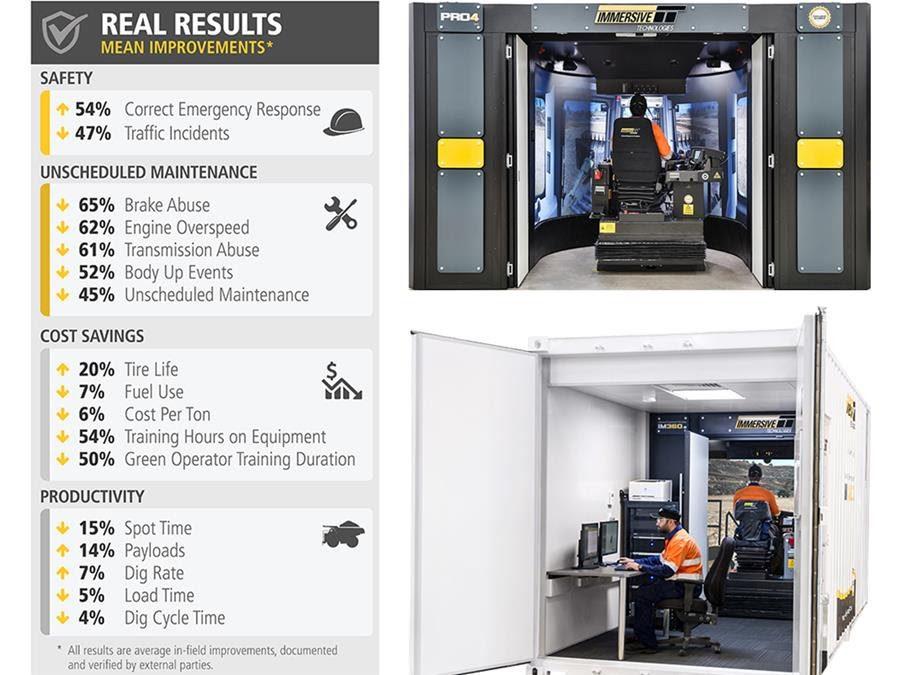Komatsu to acquire immersive technologies business in Australia