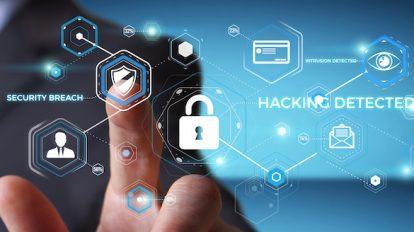 Industrial cyber threats attacks