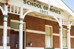 Curtin Kalgoorlie University School of mines