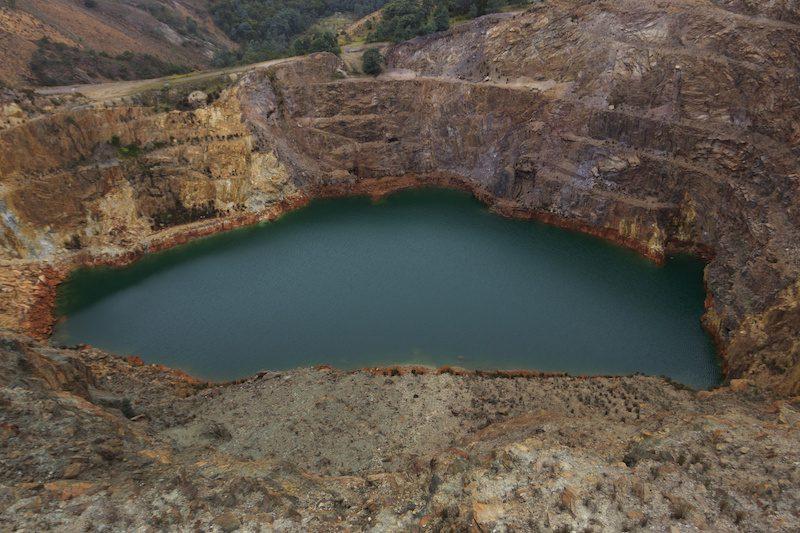 mine site rehabilitation guide