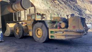 Osbourne Mine Caterpillar R2900G Loader