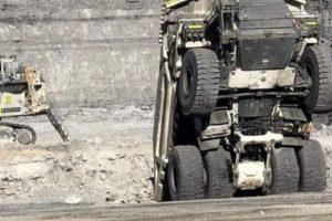 mount arthur haul truck incident