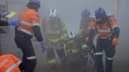 Mines Rescue Competition Wraps up in NSW