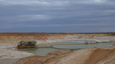 Snapper Mineral Sands Project Tronox