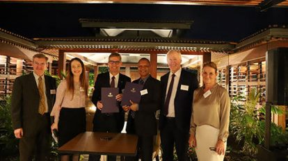 UQ to partner with PNG to train mining leaders