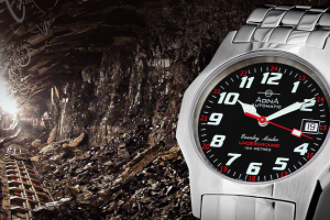 Adina mining watch offers users the best characteristics of automatic mining watches