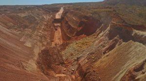 Bootu mine ground failure