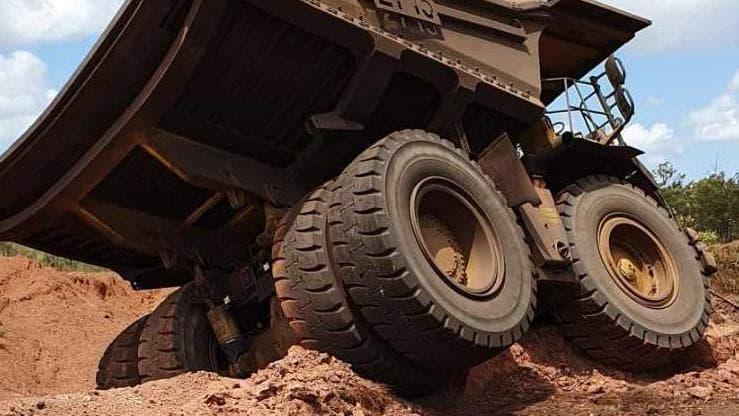 GENMCO Haul Truck