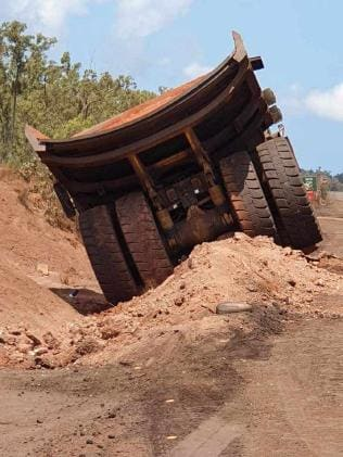 Haul truck incident at GEMCO in the Northern Territory