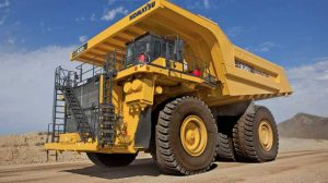 41 Komatsu 930E-5 have been deployed to the Pilbara