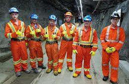 Ontario mine training centre