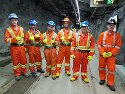 Ontario mine training centre