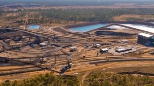 Middlemount mine Peabody JV Yancoal