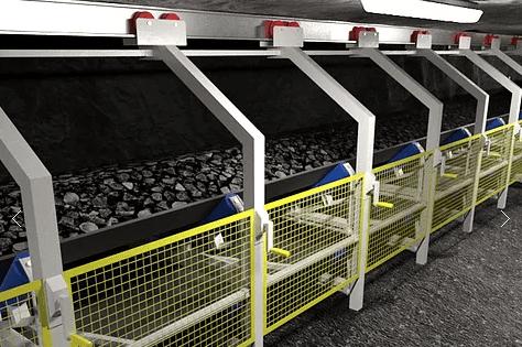 Conveyour manufacturers australia redline underground conveyor