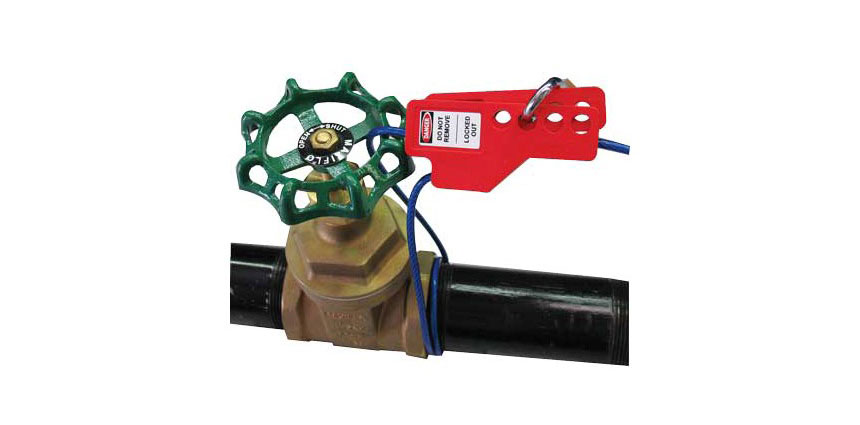 Cirlock cable lockout devices