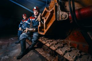 Slips and falls defended by mining company