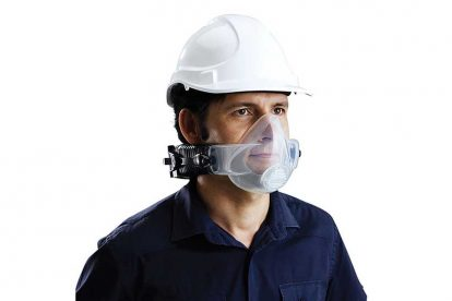 Cleanspace respirators offer protection from crystalline silica / silica dust