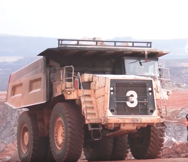 Two mining contractors have died while performing high voltage work on a haul truck at Argonaut Gold