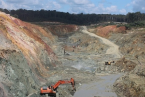 A Troy Resources mining project where a geologist has died in a ground control incident