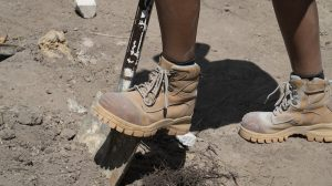 Women's safety boots