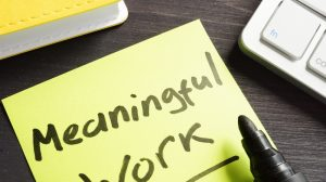 Meaningful work insights survey found Australians value more than money