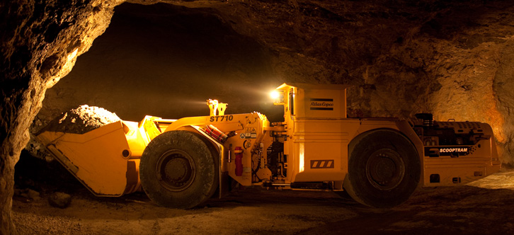 A rockfall fatality at Great Panther mine.
