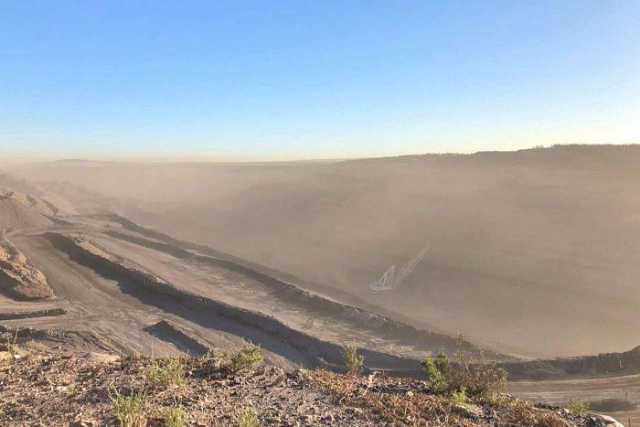 Moranbah dust