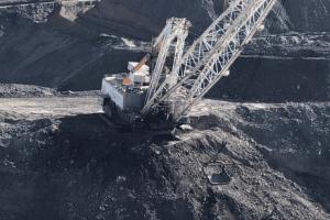 Dragline Bench failure at Queensland mine
