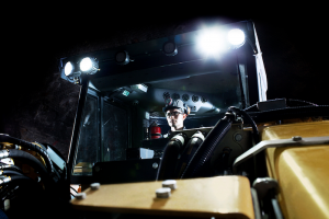 a new project in drill and blast automation may improve mine safety