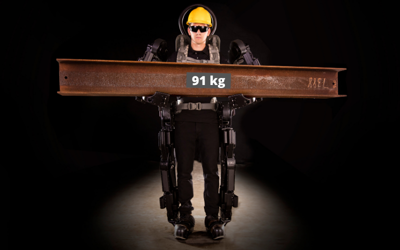 mining exoskeleton will improve work safety in the mining industry
