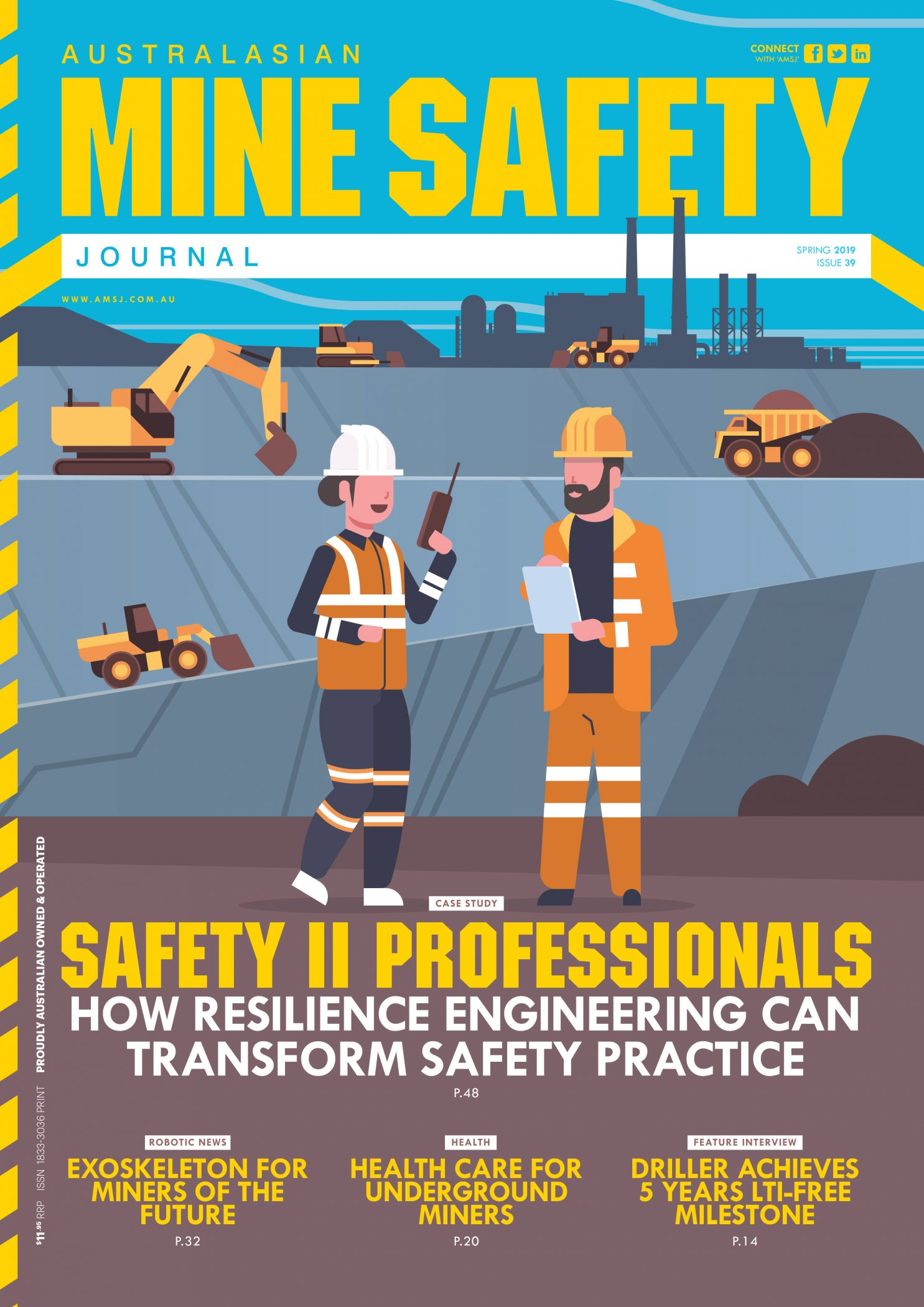 Australasian Mine Safety Journal Spring 2019