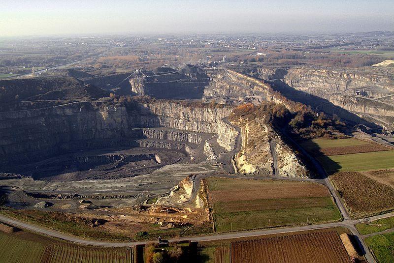 Antoing Quarry Belgium