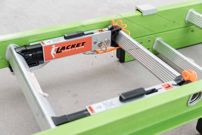 extension ladder safety device wins awards