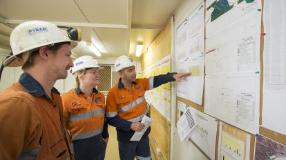 Pybar has gained accredition of its RTO Australian Institute of Mining