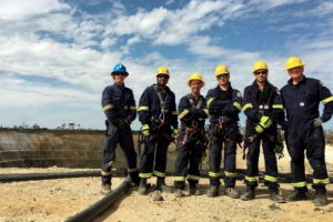 Western Areas Forrestania Nickel Operation was affected by bush fires