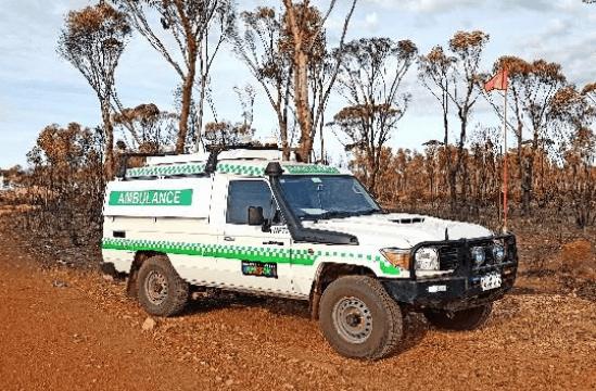 Forrestania Nickel Operation Rescue
