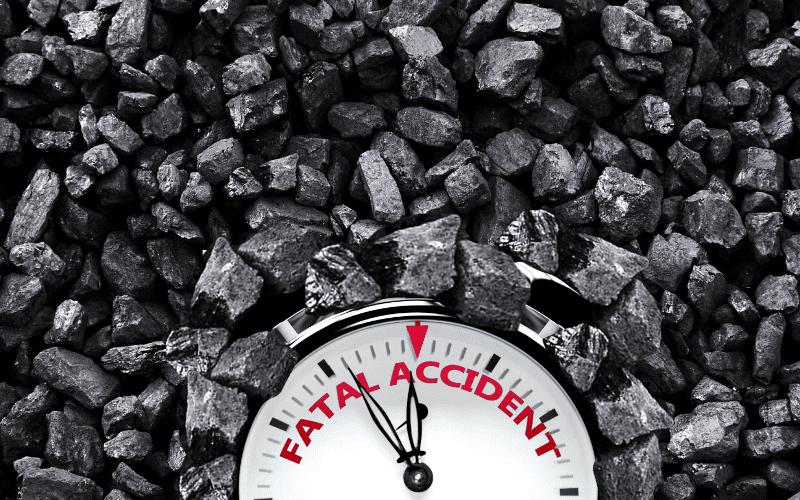 fatal coal mine accident conveyor belt