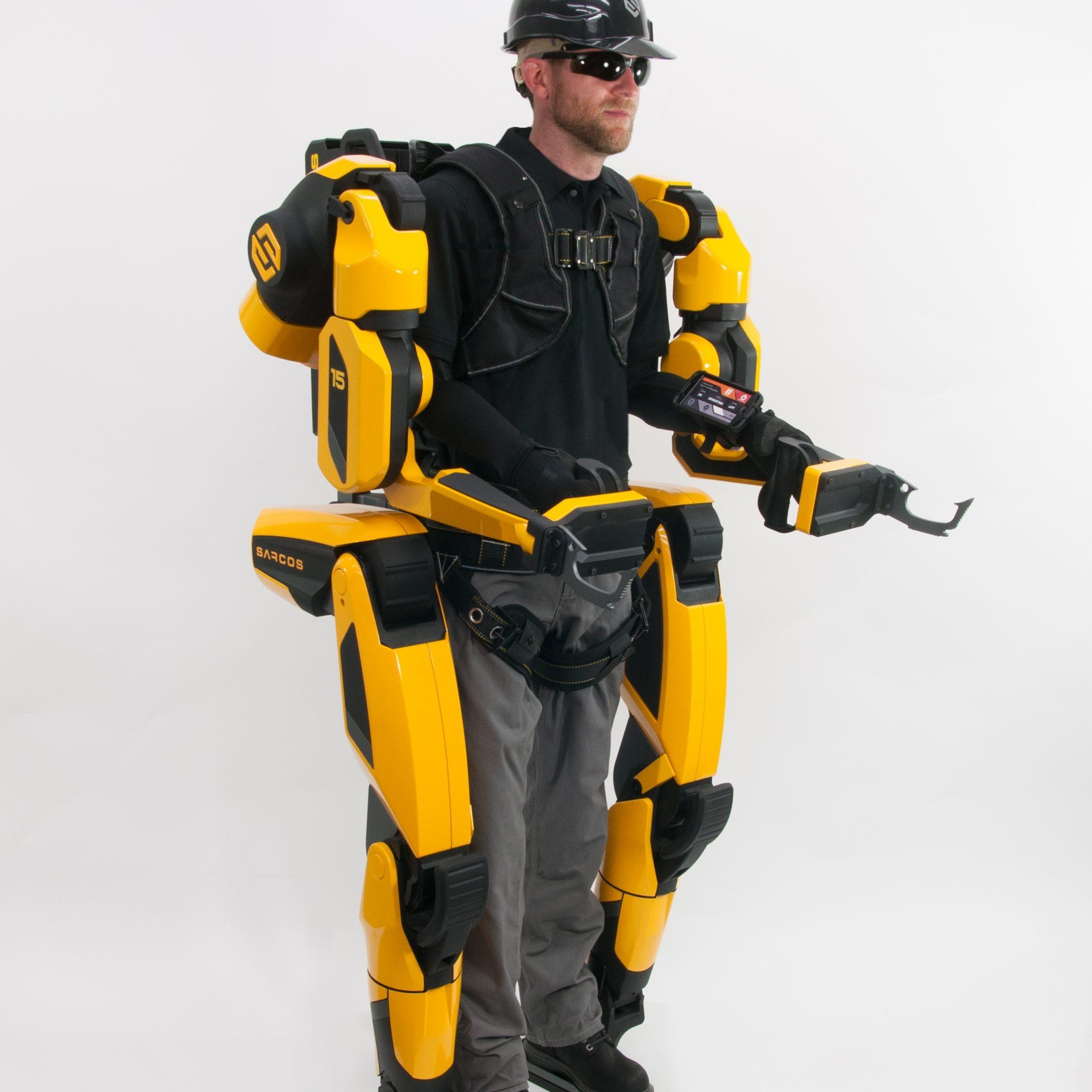 mining exoskeleton