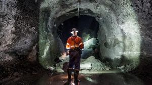 Mining accident tasmania. Workers fear the underground miner may have died in the roof collapse