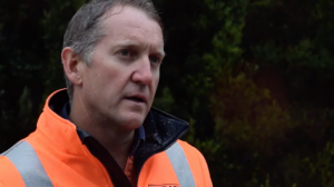 Henty gold mine recovery is a dangerous operation Brendan Rouse